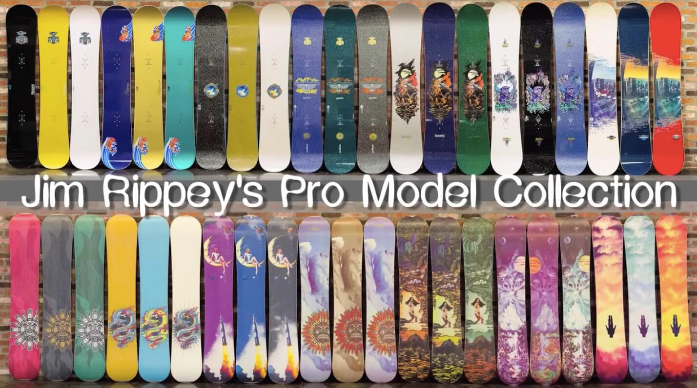 Jim-Rippeys-Pro-Model-Collection