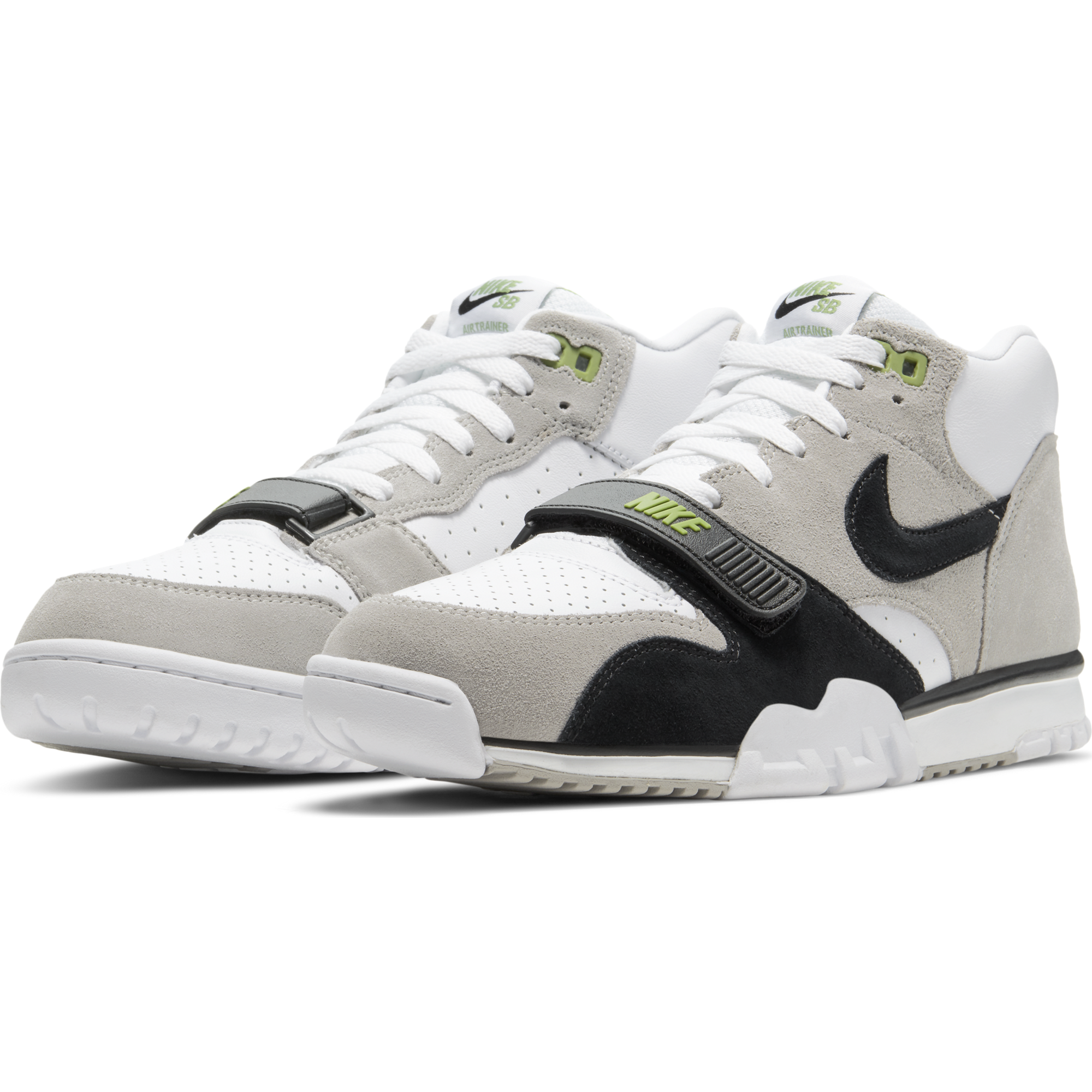 NIKE SB AIR TRAINER I ISO CW8604-001 抽選フォーム