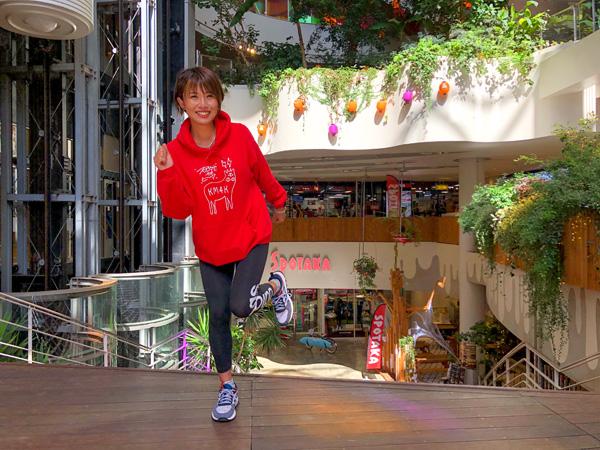 【予約はこちら】火曜だヨ!大阪城集合!【きゃっするひとみー】城を愛するランニング界No,1インフルエンサーと共に走る「ランニングレッスン」がついにスタート!