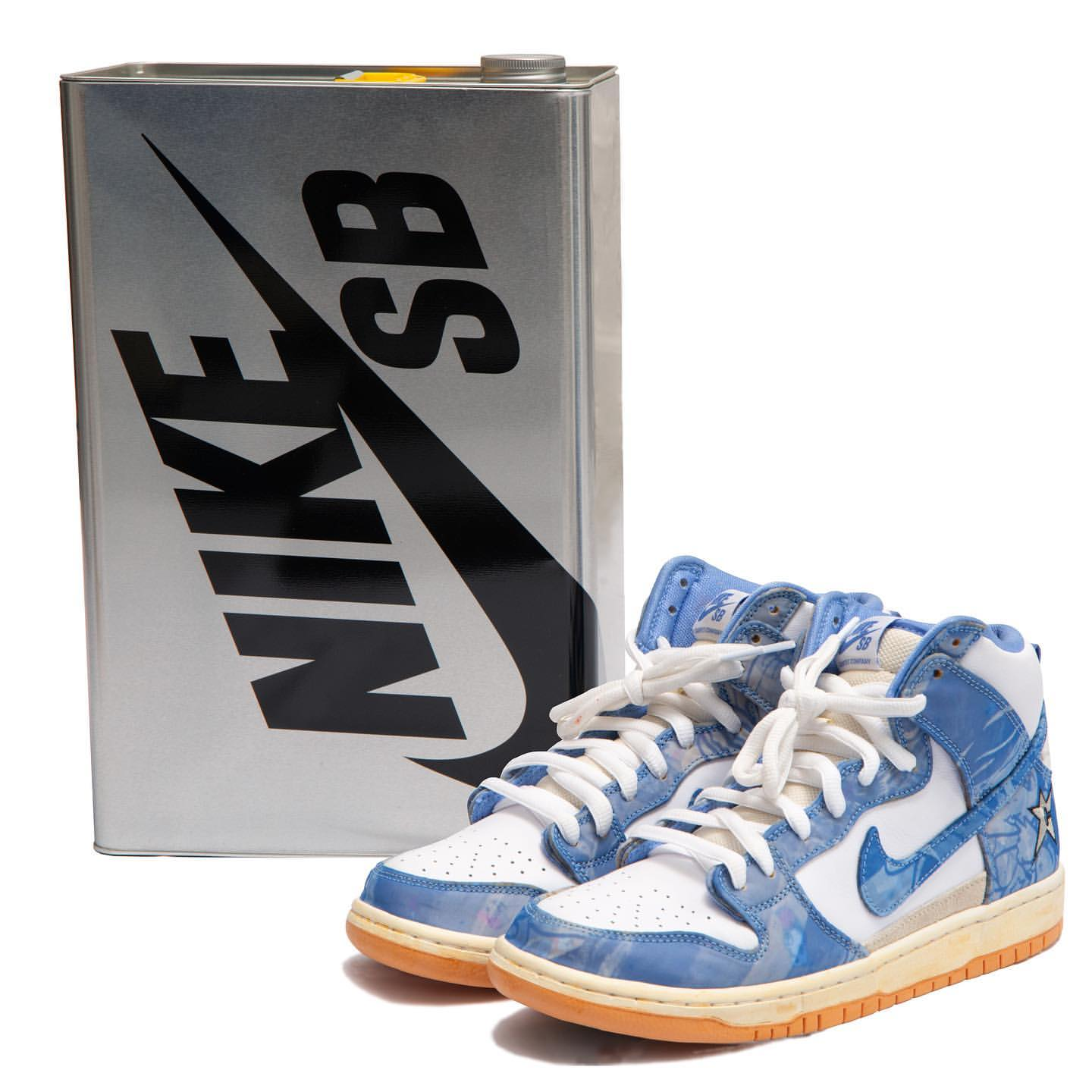 NIKE SB×CARPET COMPANY DUNK HIGH抽選フォーム